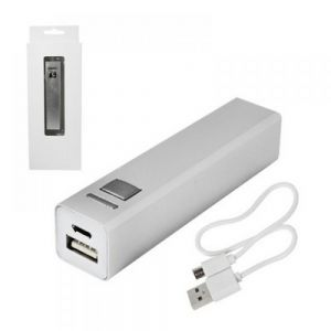 POWER BANK METALICA