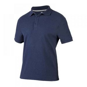 PLAYERA POLO LUTRY COLOR AZUL MARINO TALLA CH, MED, GDE, EX, 2XL