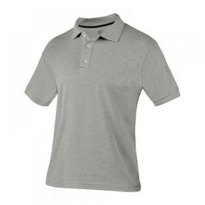 PLAYERA POLO LUTRY COLOR GRIS TALLA CH, MED, GDE, EX, 2XL
