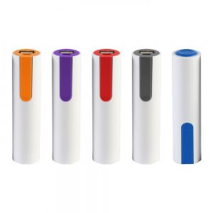 POWER BANK CILINDRICO